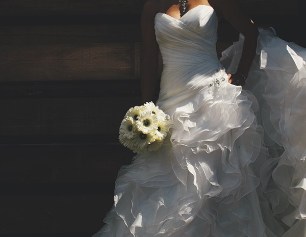 How to choose your perfect wedding dress