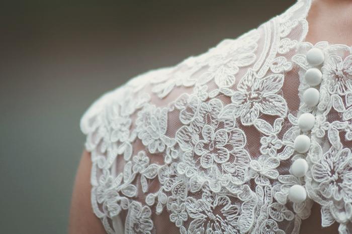 wedding gown body