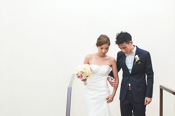 James + Yujia