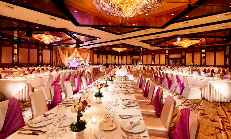 A Journey Of Love Wedding Show At Fairmont Singapore And Swissotel The Stamford